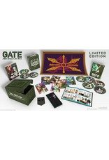Sentai Filmworks Gate Complete Collection Premium Edition Blu-Ray/DVD