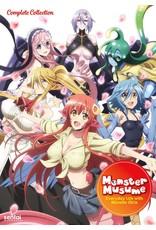Sentai Filmworks Monster Musume Everyday Life with Monster Girls DVD
