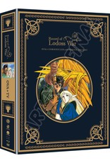 Funimation Entertainment Record of Lodoss War Complete Series TV + OVA