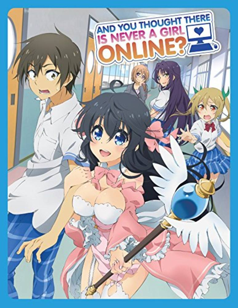Funimation Entertainment And You Thought There Isn't a Girl Online? LE