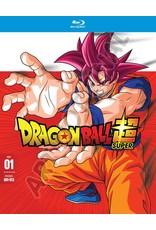 Funimation Entertainment Dragon Ball Super Part 1 Blu-Ray