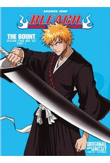 Viz Media Bleach Uncut Set 4 Part 1 (Eps 64-79) DVD