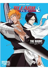 Viz Media Bleach Uncut Set 4 Part 2 (Eps 80-91) DVD