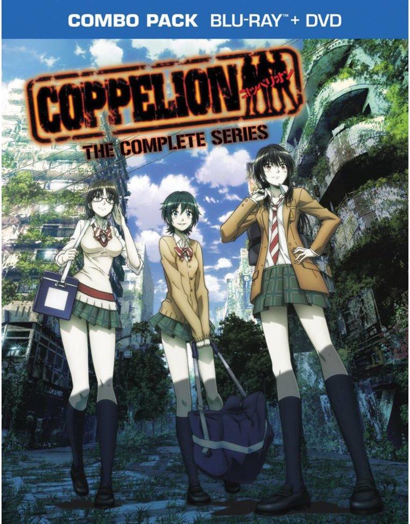 Viz Media Coppelion Complete Series Blu-Ray/DVD