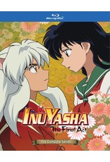 Viz Media Inuyasha the Final Act Complete Series Blu-Ray