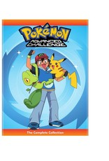 Viz Media Pokemon Advanced Challenge (Season 7) DVD
