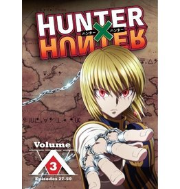Viz Media Hunter x Hunter Vol. 3 DVD
