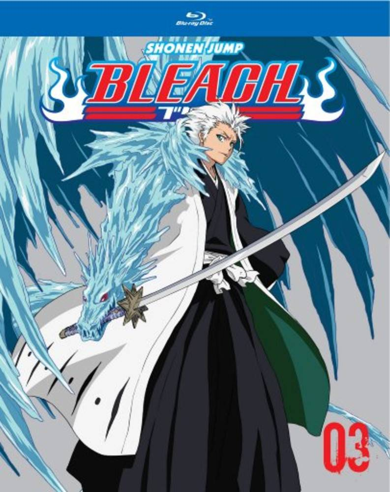 Viz Media Bleach Set 3 Blu-Ray