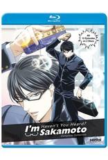 Sentai Filmworks Haven't You Heard? I'm Sakamoto Blu-Ray