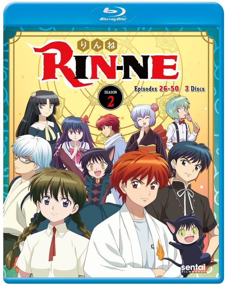Sentai Filmworks Rin-ne Season 2 Blu-Ray