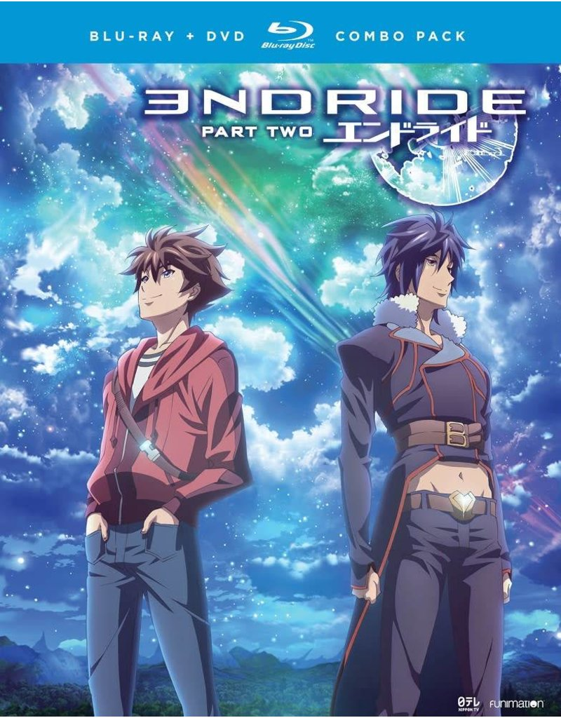 Funimation Entertainment Endride Part 2 Blu-Ray/DVD
