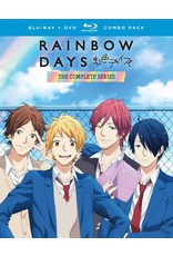 Funimation Entertainment Rainbow Days Complete Series Blu-Ray/DVD*