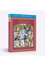 Funimation Entertainment Heroic Legend of Arslan, The Season 2 Blu-Ray/DVD