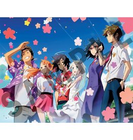 Aniplex of America Inc anohana -The Flower We Saw That Day- TV Series Complete Blu-ray Box Set