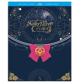 Viz Media Sailor Moon Crystal Set 3 Blu-Ray/DVD