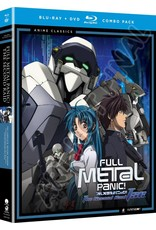 Funimation Entertainment Full Metal Panic: The Second Raid (Anime Classics) Blu-Ray/DVD
