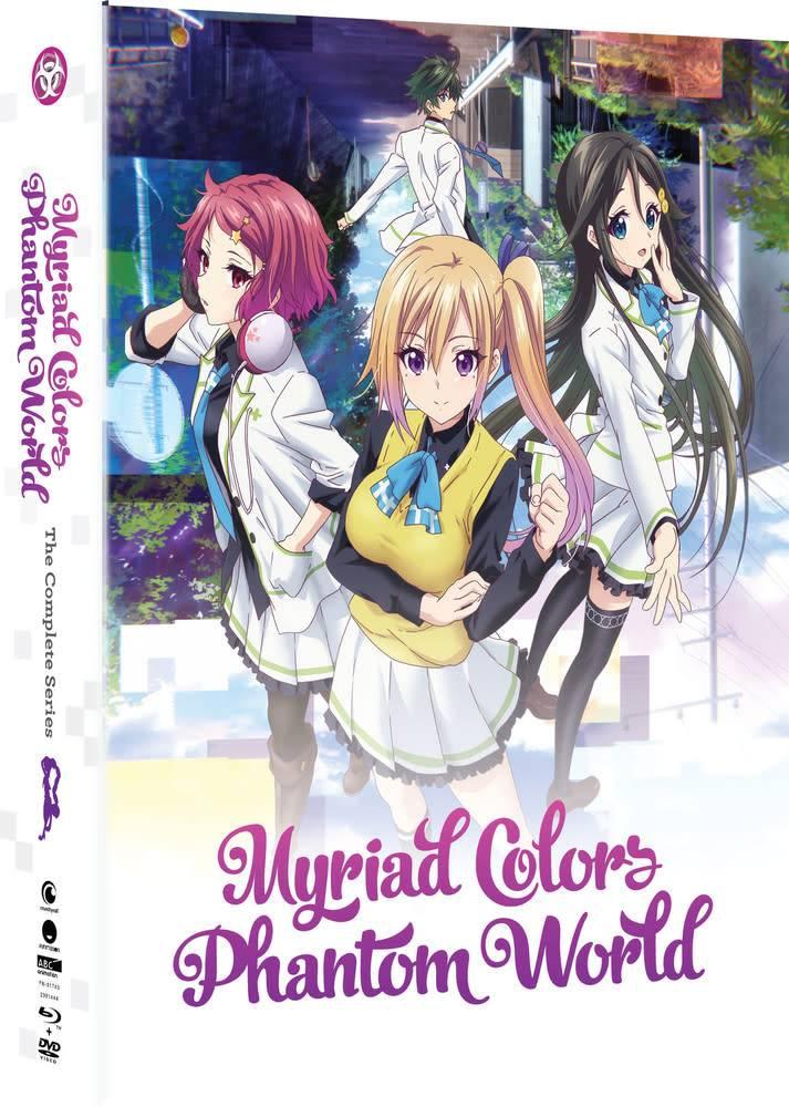 Funimation Entertainment Myriad Colors Phantom World LE
