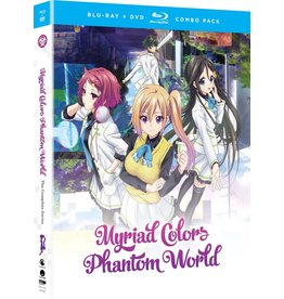 Funimation Entertainment Myriad Colors Phantom World Blu-Ray/DVD*