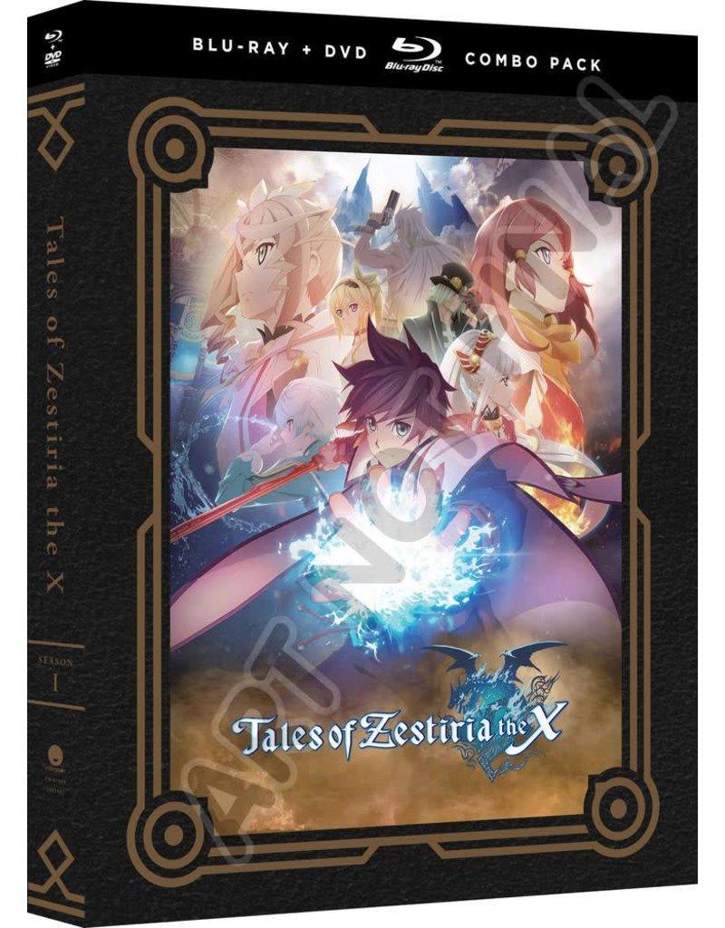 Funimation Entertainment Tales Of Zestiria the X Season 1 LE