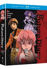 Funimation Entertainment Future Diary,The Complete Series + OVA Blu-Ray/DVD