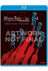Sentai Filmworks Higurashi - When They Cry Complete Series Blu-Ray