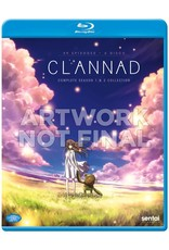 Sentai Filmworks Clannad and Clannad After Story Complete Blu-Ray