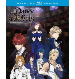 Funimation Entertainment Dance With Devils Blu-Ray/DVD*