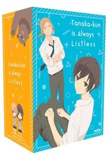 Sentai Filmworks Tanaka-Kun Is Always Listless Premium Edition Box Set