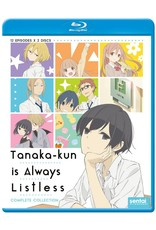 Sentai Filmworks Tanaka-Kun Is Always Listless Blu-ray