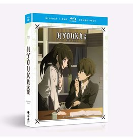 Funimation Entertainment Hyouka Part 2 Blu-Ray/DVD*