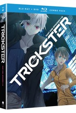 Funimation Entertainment Trickster Part 1 Blu-Ray/DVD