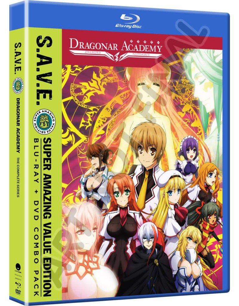 Funimation Entertainment Dragonar Academy (S.A.V.E. Edition) Blu-Ray/DVD