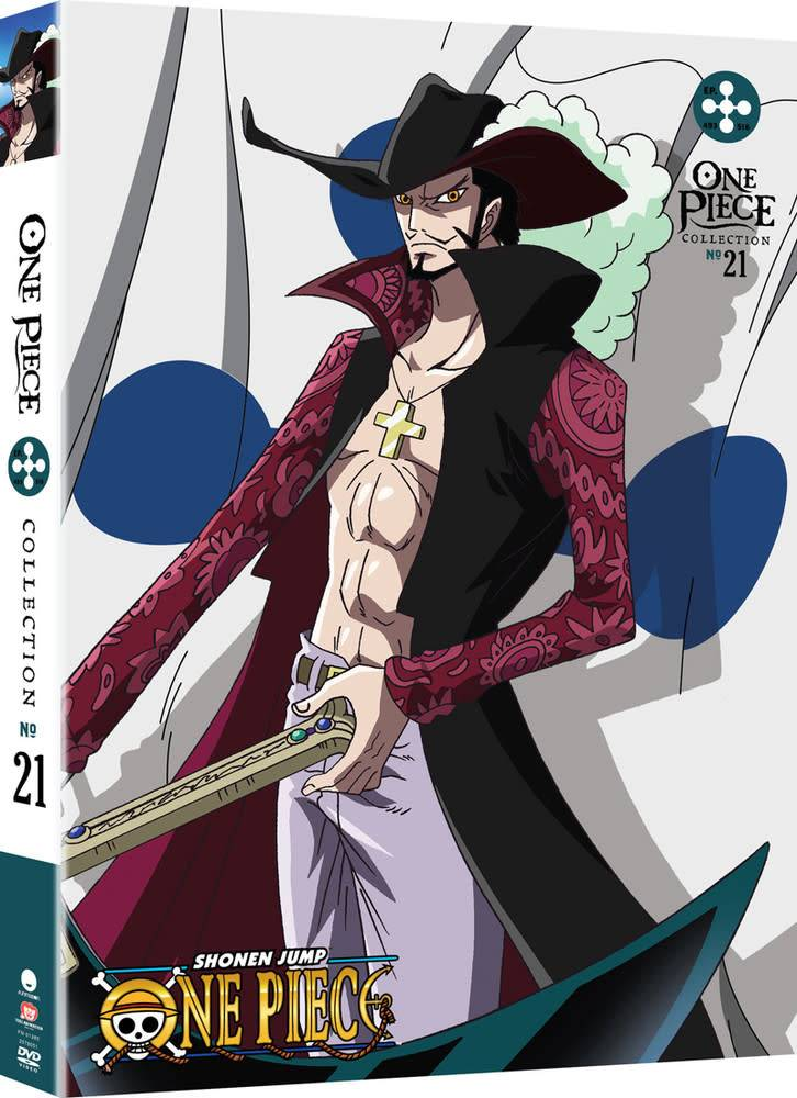 Funimation Entertainment One Piece Collection No.21 DVD