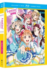 Funimation Entertainment Love Live! Sunshine!! Season 1 Blu-Ray/DVD