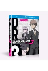 Funimation Entertainment Danganronpa 3 Future Arc Blu-Ray/DVD