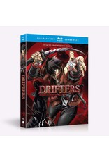 Funimation Entertainment Drifters Blu-Ray/DVD*