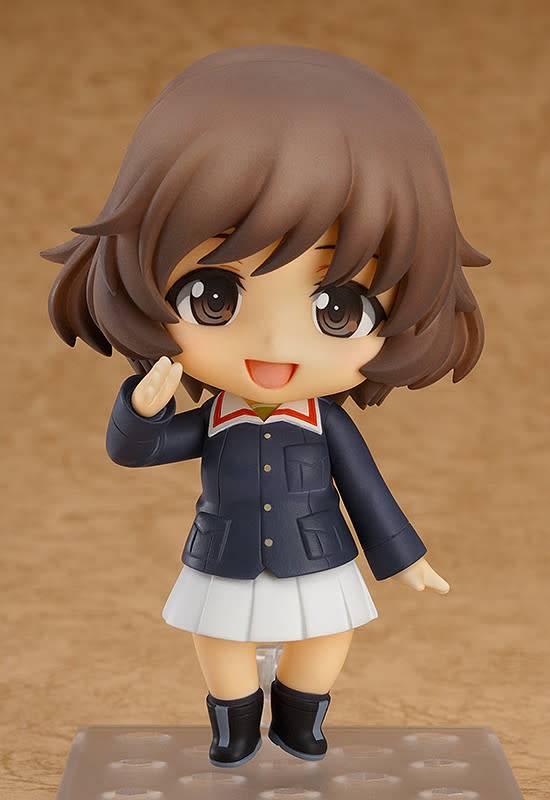 Good Smile Company Akiyama Yukari Girls Und Panzer Nendoroid 412