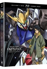 Funimation Entertainment Mobile Suit Gundam Iron-Blooded Orphans Season1 Part 1 Blu-Ray/DVD