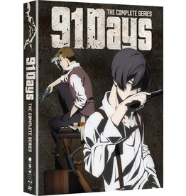Funimation Entertainment 91 Days Blu-Ray/DVD LE*