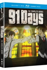 Funimation Entertainment 91 Days Blu-Ray/DVD*