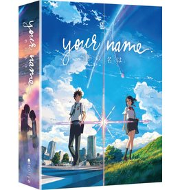 Funimation Entertainment Your Name Blu-Ray/DVD LE