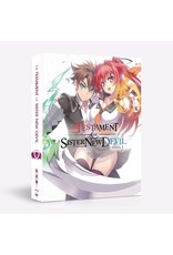 Funimation Entertainment Testament of Sister New Devil Season 1 + OVA LE