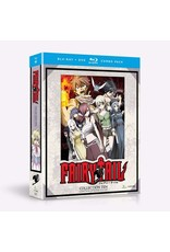 Funimation Entertainment Fairy Tail Collection 10 Blu-Ray/DVD