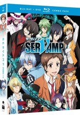 Funimation Entertainment Servamp Season 1 Blu-Ray/DVD