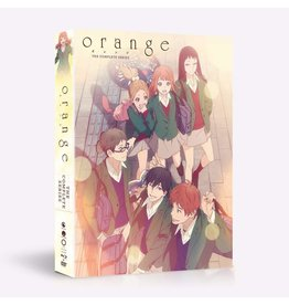 Funimation Entertainment Orange Blu-Ray/DVD LE*
