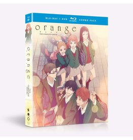Funimation Entertainment Orange Blu-Ray/DVD*