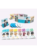 Funimation Entertainment ReLIFE Blu-Ray/DVD LE