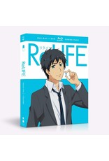 Funimation Entertainment ReLIFE Blu-Ray/DVD