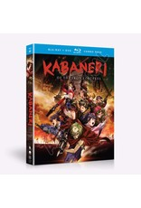 Funimation Entertainment Kabaneri of the Iron Fortress Season 1 Blu-Ray/DVD
