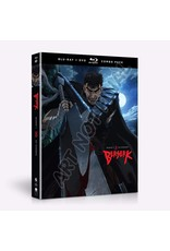 Funimation Entertainment Berserk (2016) Season 1 Blu-Ray/DVD